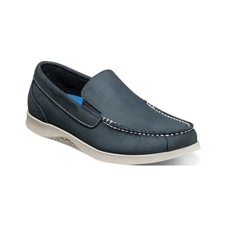 Men's Nunn Bush Bayside Lites Venetian Slip On Lite Slip Color