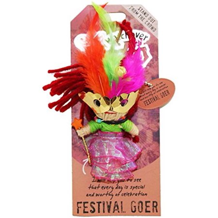 Watchover Voodoo Doll - Festival Goer - Festival Toys Wholesale