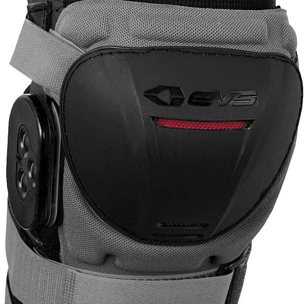 EVS SX02 MX Offroad Knee Brace Black