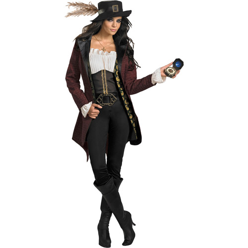 Pirates of the Caribbean Angelica Prestige Adult Halloween Costume