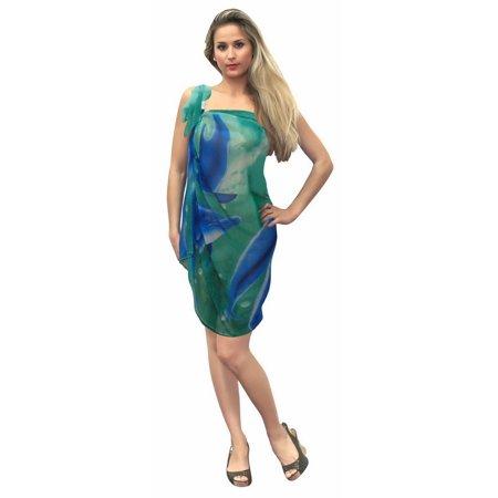 d6a7ff6a4602f LA LEELA - Swimsuit Beachwear Cover up Skirt Bikini Swimwear Plus ...