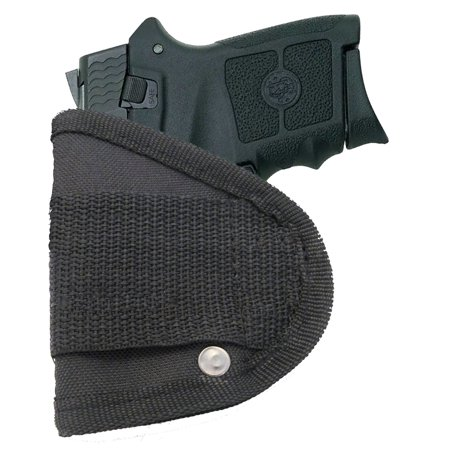 Garrison Grip Inside Waistband Woven Sling Holster Fits Smith & Wesson Bodyguard 380 Laser IWB (Smith And Wesson Bodyguard 380 Laser Battery Size)