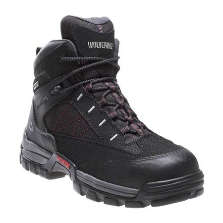 Men's Wolverine Amphibian CarbonMAX Safety-Toe EH GTX WP 6