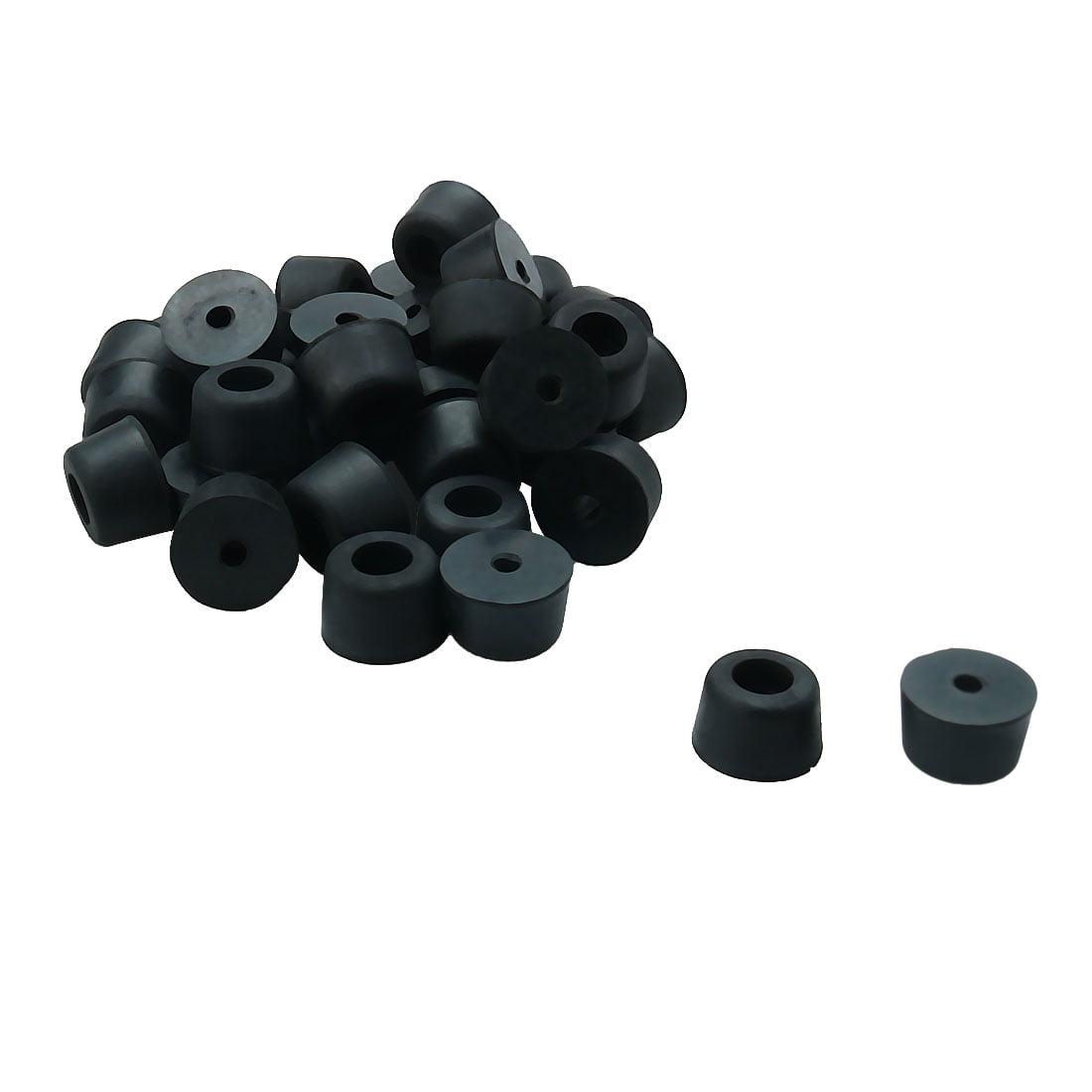 32pcs Rubber Feet Bumper Speaker Floor Protector for Desk Leg Pad, D14x12xH9mm - image 7 of 7