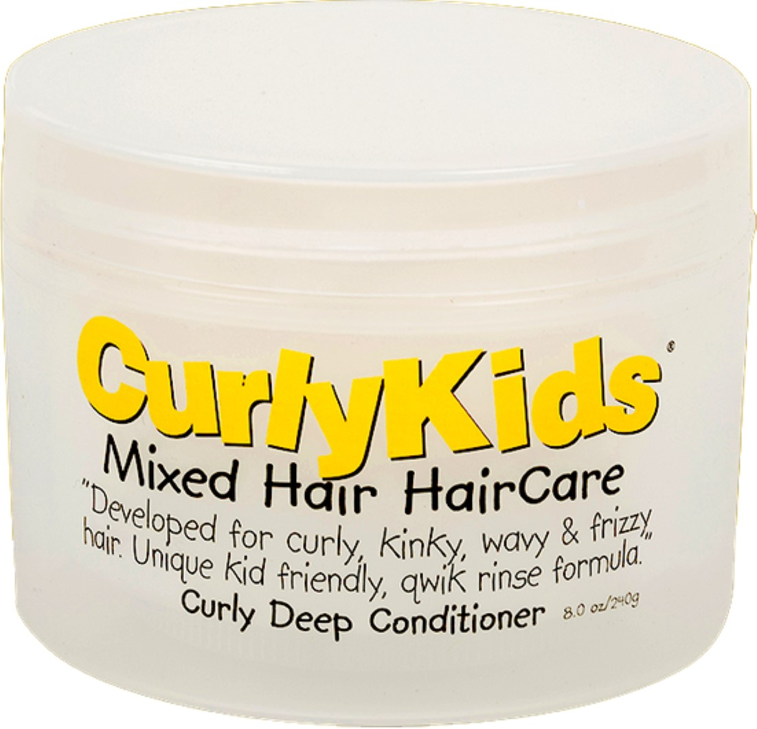 Curly Kids Curly Deep Conditioner, 8 oz