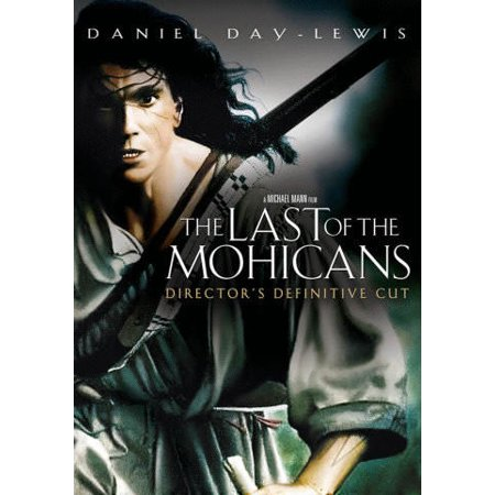The Last of the Mohicans (Director's Definitive Cut) (Vudu Digital Video on Demand)](Director's Clapboard)