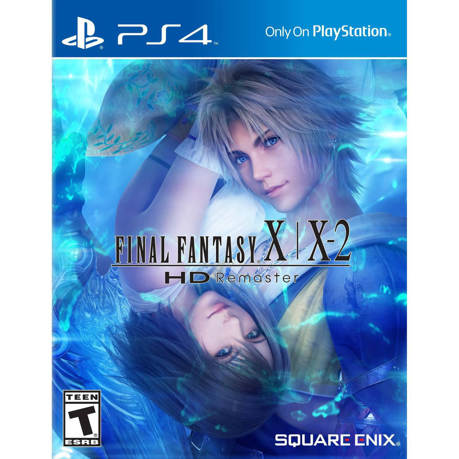 Final Fantasy X/X-2 Hd (PS4) - Pre-Owned