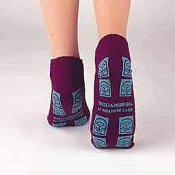 Principle Business Enterprises TredMates Slipper Socks - 3826PR - 1 Pair / Pair