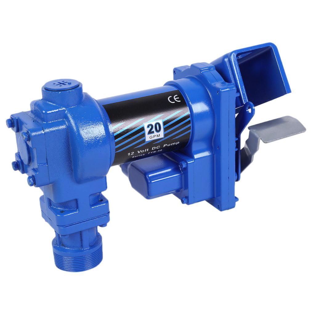 Fuel Transfer Pump 12 V 30 GPM DC Gasoline Explosion Proof Pump US Standard