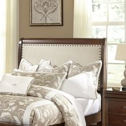 Virginia House French Market Upholstered Panel Headboard