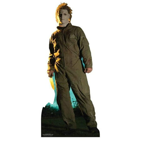 Michael Meyers Halloween Standup Cutout - 77 x 33 x 1 in.