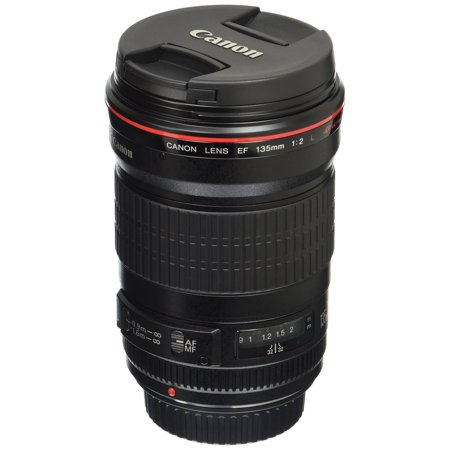 Canon EF 135mm f/2L USM Telephoto Lens (2520a004)