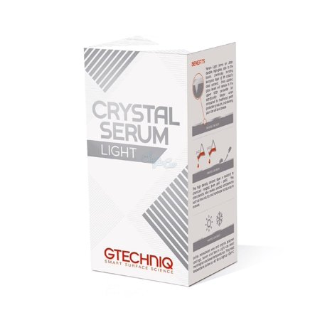 Gtechniq Crystal Serum Light ceramic composite coating the best paint -