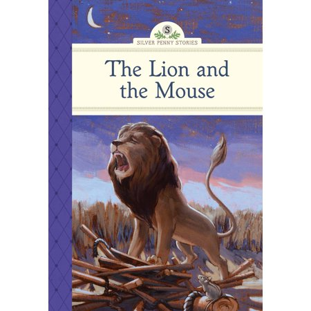 The Lion and the Mouse (Lion And Mouse Story In English Writing)