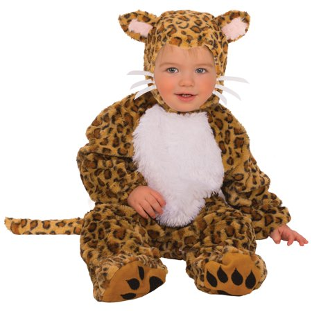infant leopard halloween costume