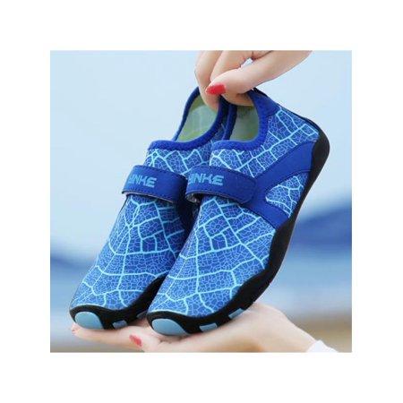 - Mens Water Shoes Athletic Aqua Socks Yoga Exercise Pool Beach Dance Swim Slip On