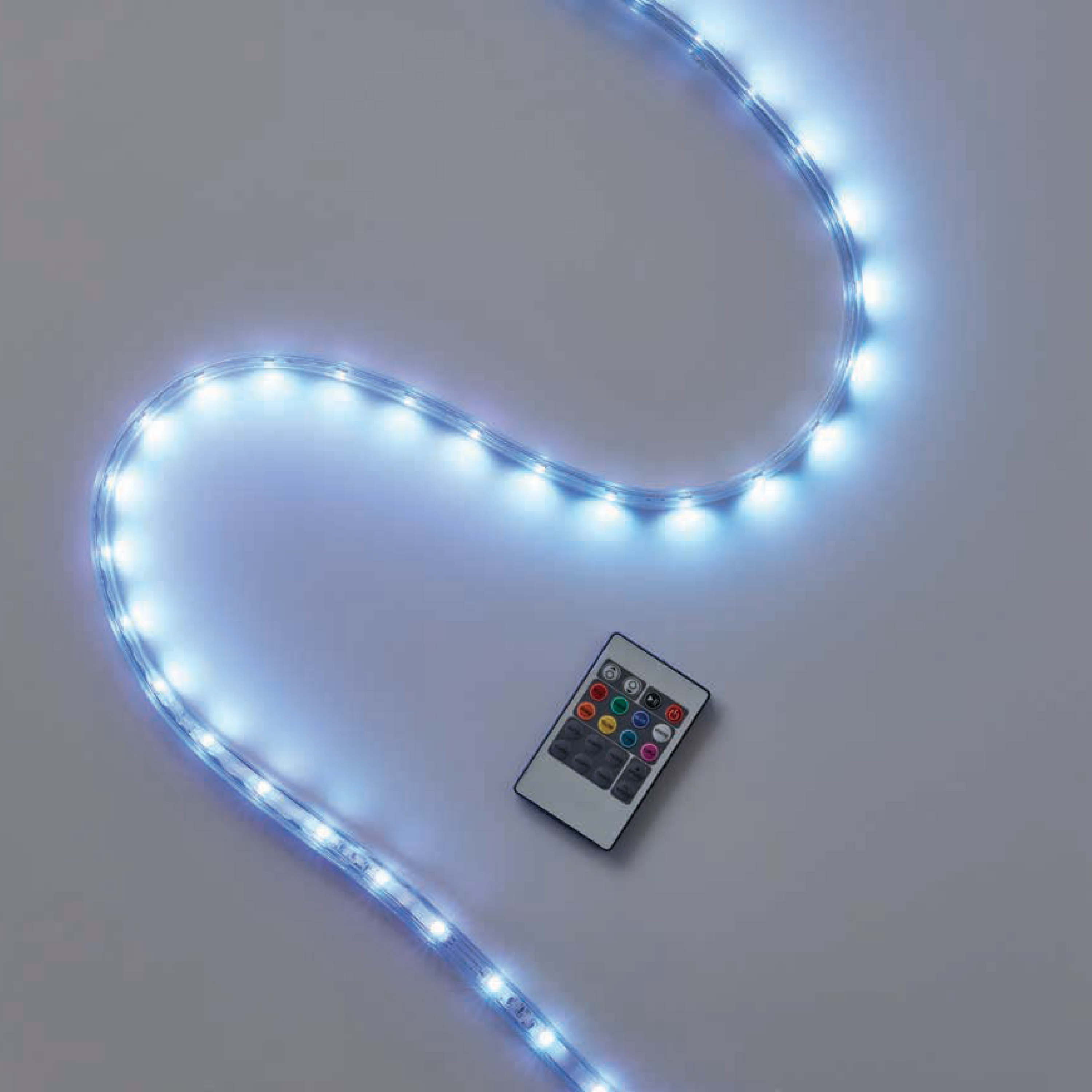 Remote Control For LED Light Sign Turn On Off Fast Slow Motion Change 16 Colors