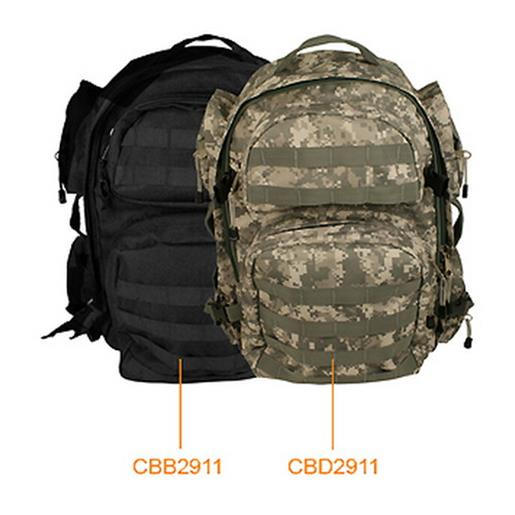 NcSTAR Tactical Backpack Nylon Black CBB2911