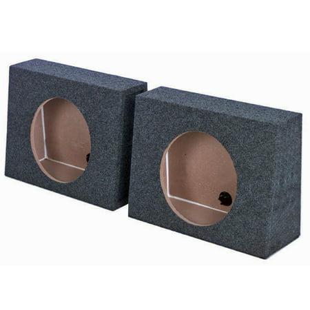 Jl Audio 10 Sub (QPower (2) QTW12 Single 12