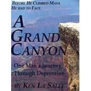 A Grand Canyon, One Man's Journey through Depression - eBook