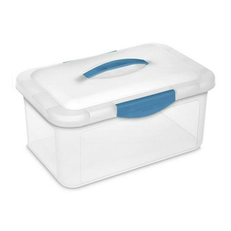 Med Opaque Box - Sterilite Med Showof Clr Stor Box