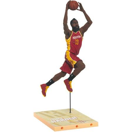 NBA Series 23 James Harden Houston Rockets Action