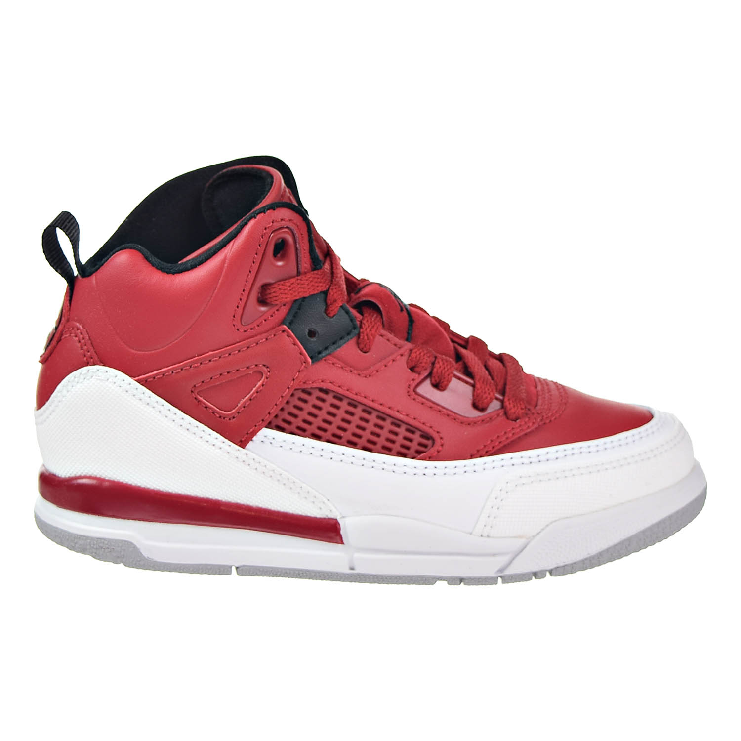Jordan Spizike BP Preschool Basketball Shoes Gym Red/Black/White/Wolf Grey 317700-603