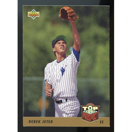 1993 upper deck #449 DEREK JETER new york yankees ROOKIE -