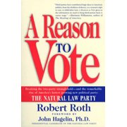 A Reason to Vote - eBook
