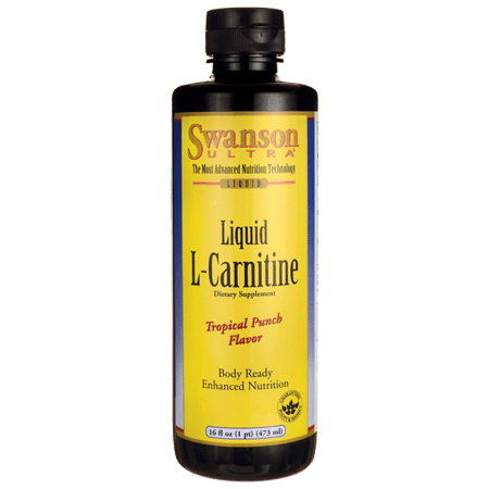 Swanson Liquid L-Carnitine Body Ready 16 fl oz