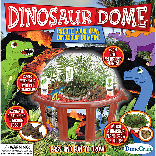 DuneCraft Dinosaur Dome