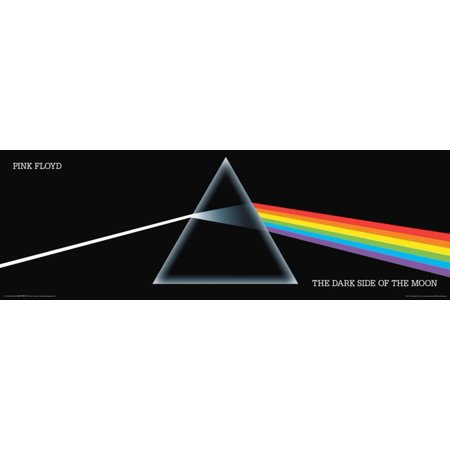 Pink Floyd - Dark Side of the Moon Poster - 36x12