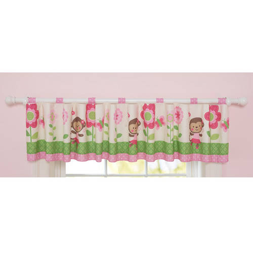 Child of Mine Ballerina Garden Window Valance