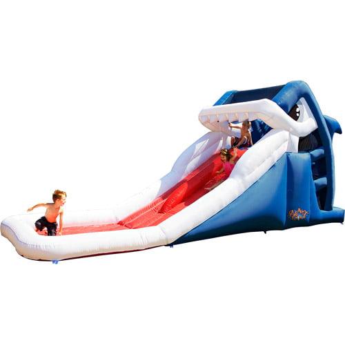 Blast Zone Great White Wild Slide