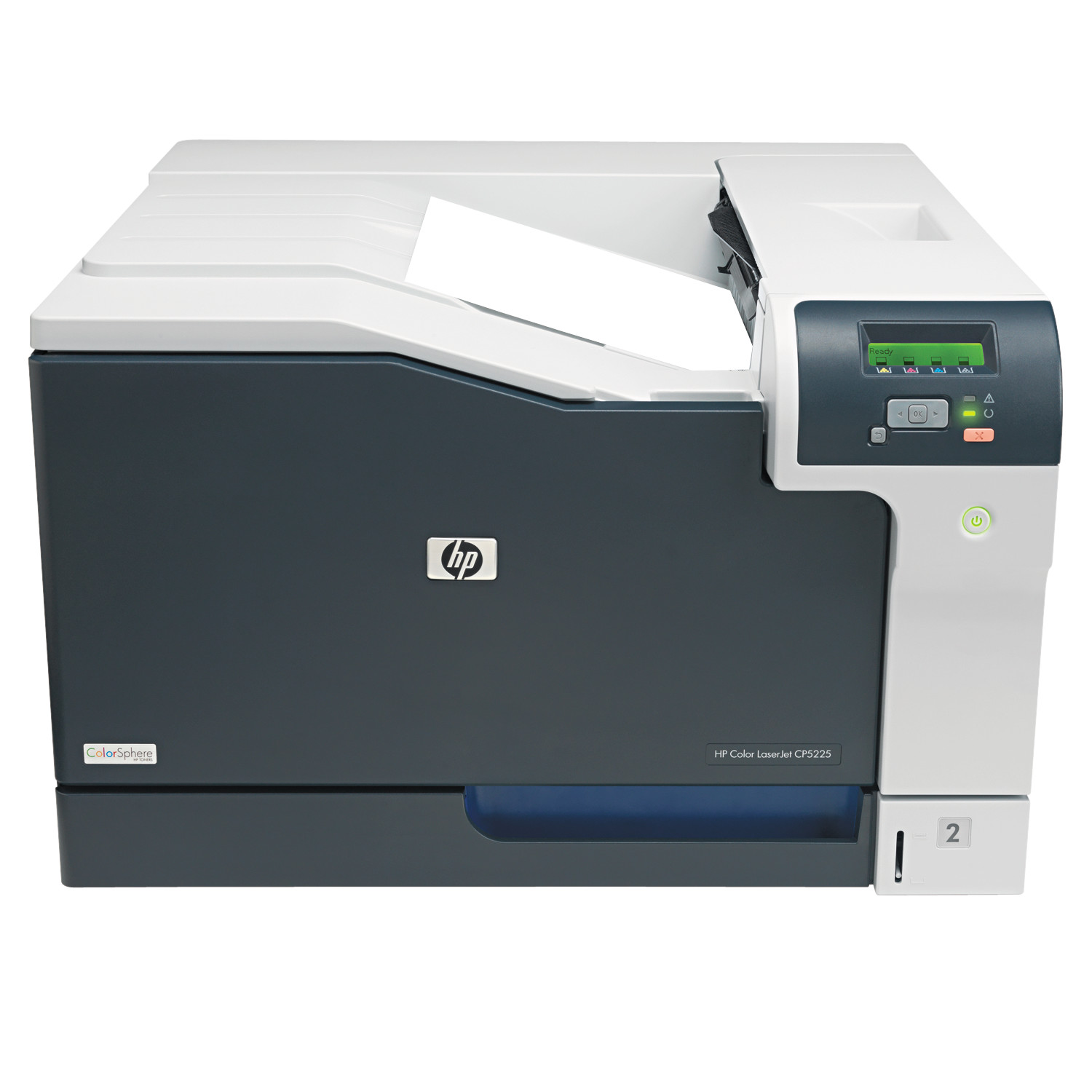 HP Color LaserJet Professional CP5225dn Laser Printer -HEWCE712A
