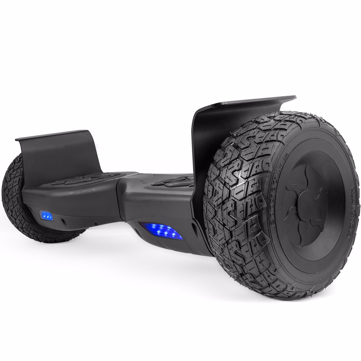 "8.5"" Self Balancing Scooter All Terrain Hoverboard UL CERTIFIED, Black"