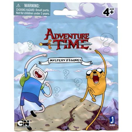 "Adventure Time Adventure Time Minifigure 2"" Mystery Pack ..."