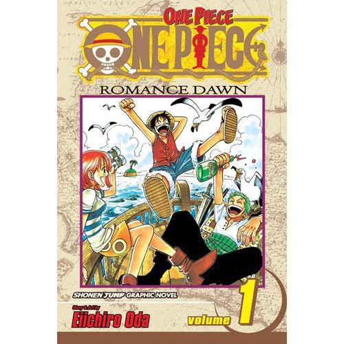 One Piece 1: Romance Dawn