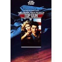 Top Gun Movie Poster 24inx36in Entertainment Decor