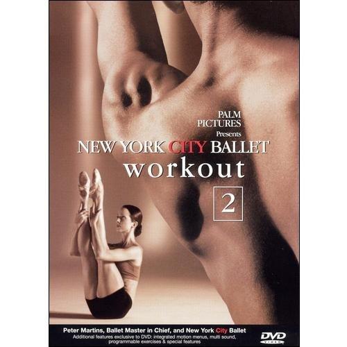 New York City Ballet Workout, Vol. 2 (Widescreen)