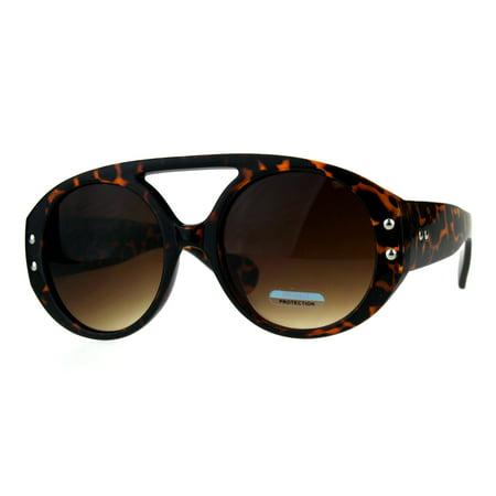 97c4e4760 SA106 - Mens Flat Top Robotic Futuristic Plastic Racer Sunglasses ...