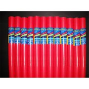 RiteCo Raydiant 80036 Riteco Raydiant Fade Resistant Art Rolls Bright Red 36 In. X 30 Ft. 12 Pack
