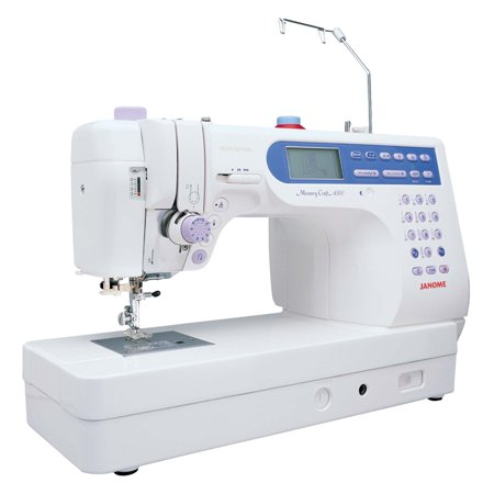 Janome 40P 40Stitch HighEnd FullyFeatured Computerized Stunning High End Sewing Machines