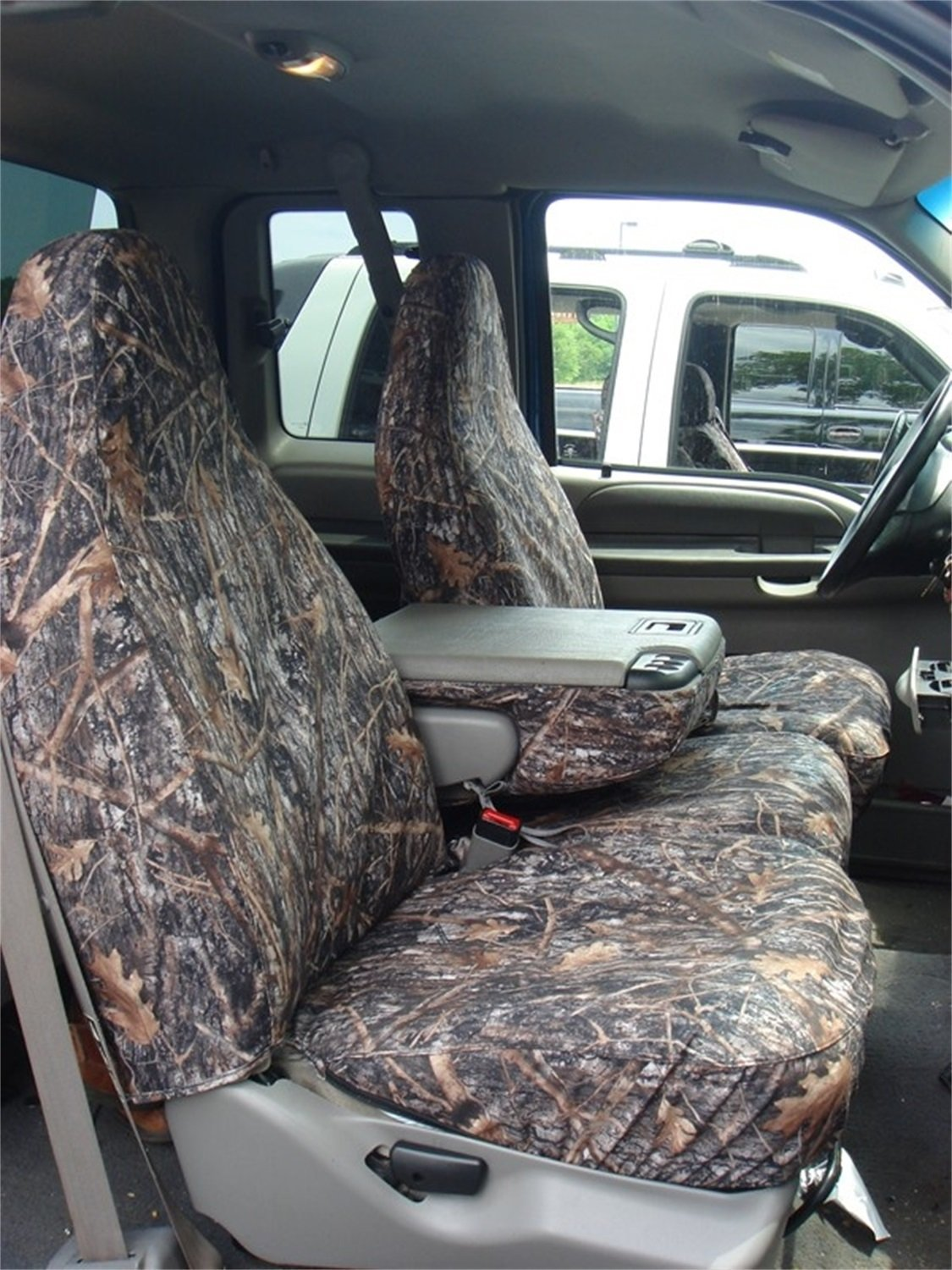 SS2412PCCT Covercraft Seat Cover Seat Style C - Bucket With