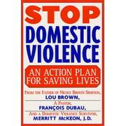 Stop Domestic Violence - eBook