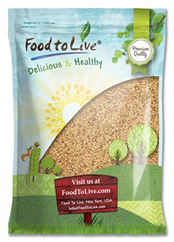 Food To Live Alfalfa Sprouting Seeds (25 Pounds) by Food To Live