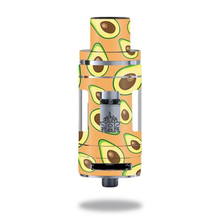 Skin Decal Wrap for Smok TFV8 Tank Orange