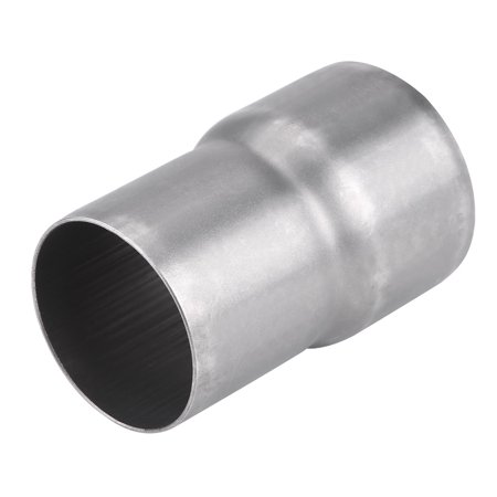 HURRISE 51mm to 60mm Motorcycle Exhaust Pipe Adapter Reducer Muffler  Connector Stainless Steel, Motorcycle Exhaust Adapter, Exhaust Reducer