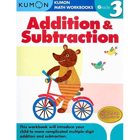 Addition & Subtraction Grade 3 (Paperback)