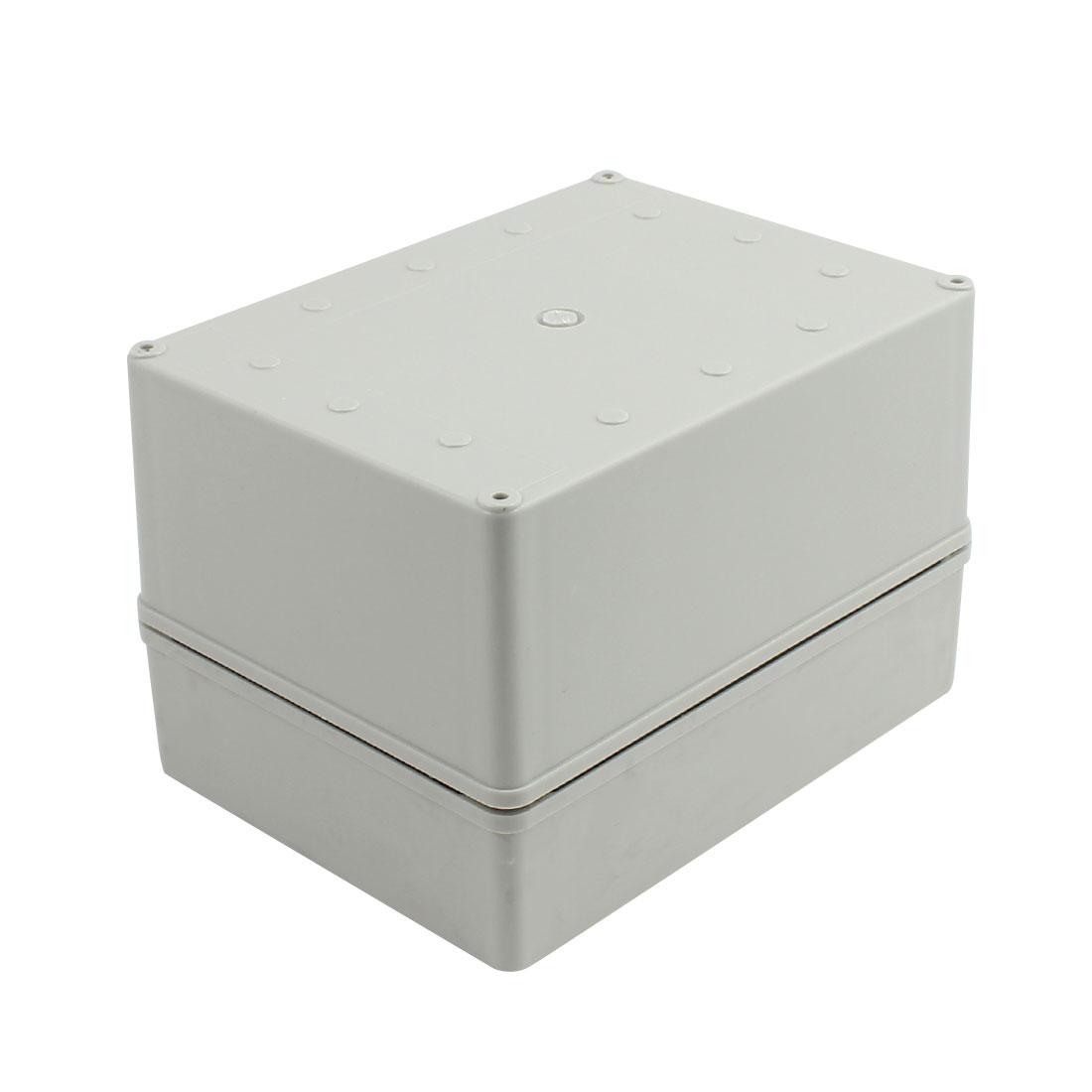 200mmx150mmx130mm Anti poussière IP65 bo te jonction DIY bo te gris bo tier - image 4 de 5
